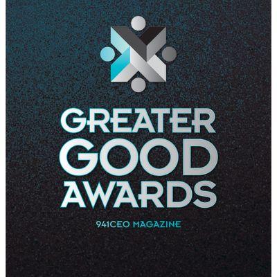 Greater good logo imaxvm