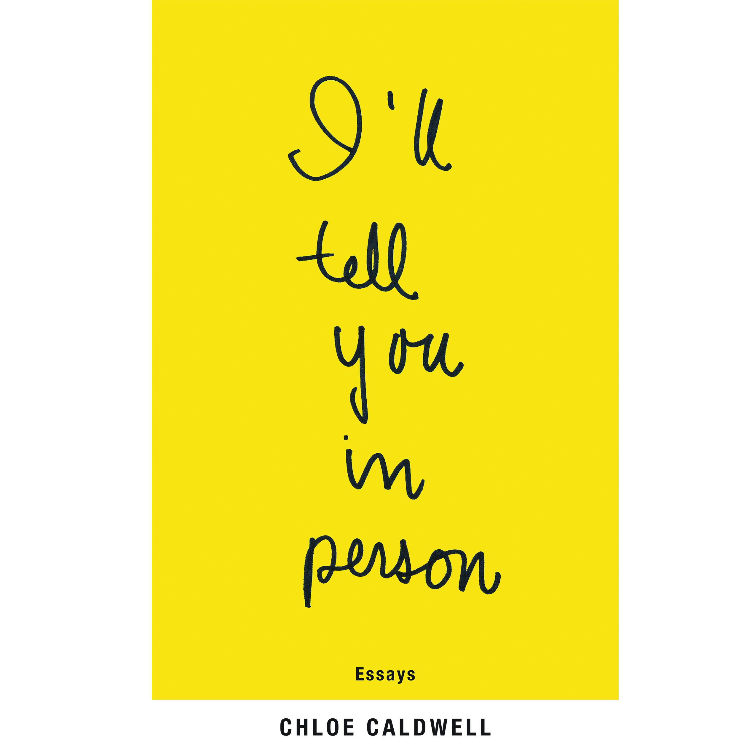 Chloe caldwell luivwq