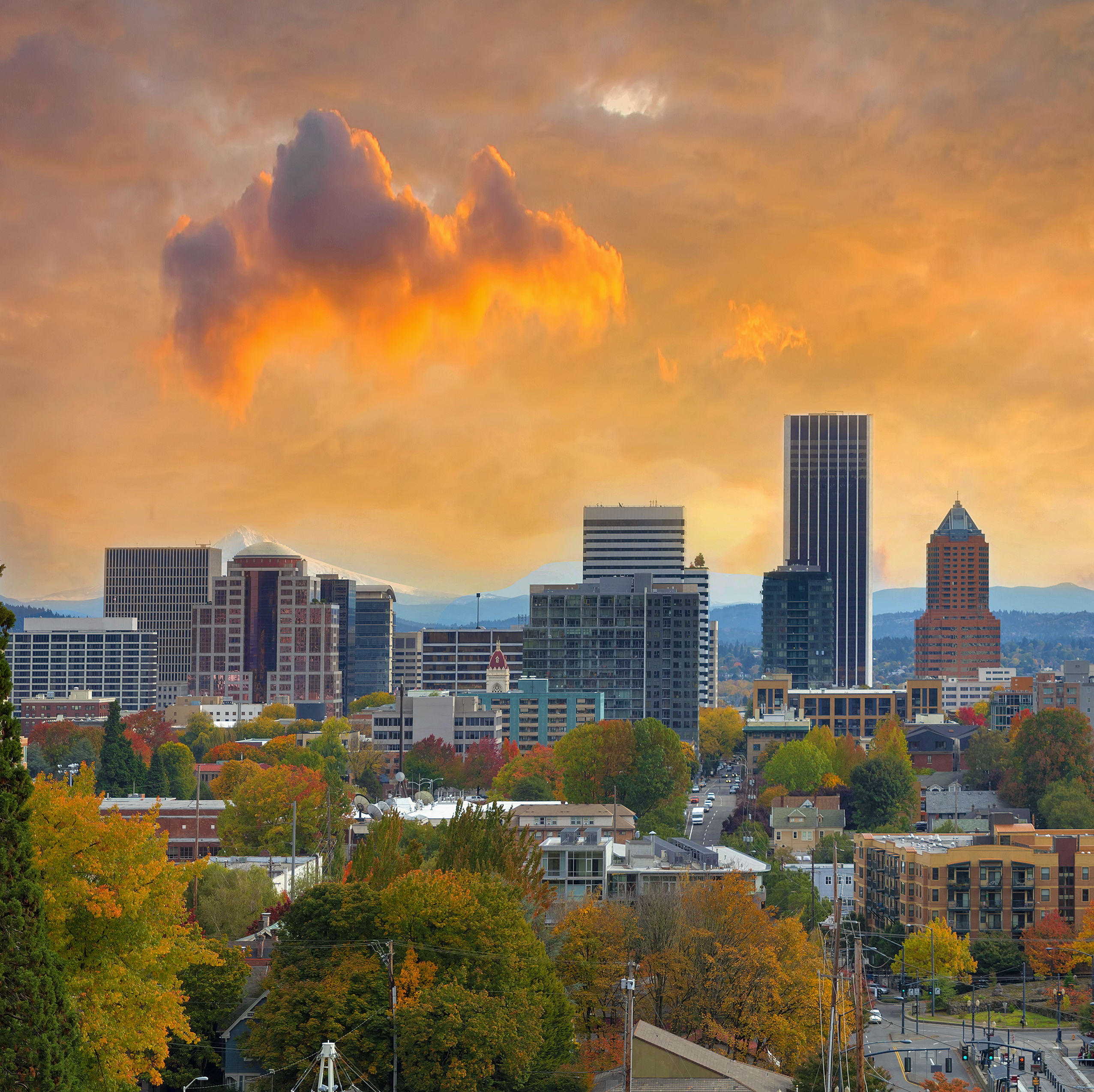 Where to Check Out Fall Colors Around Portland