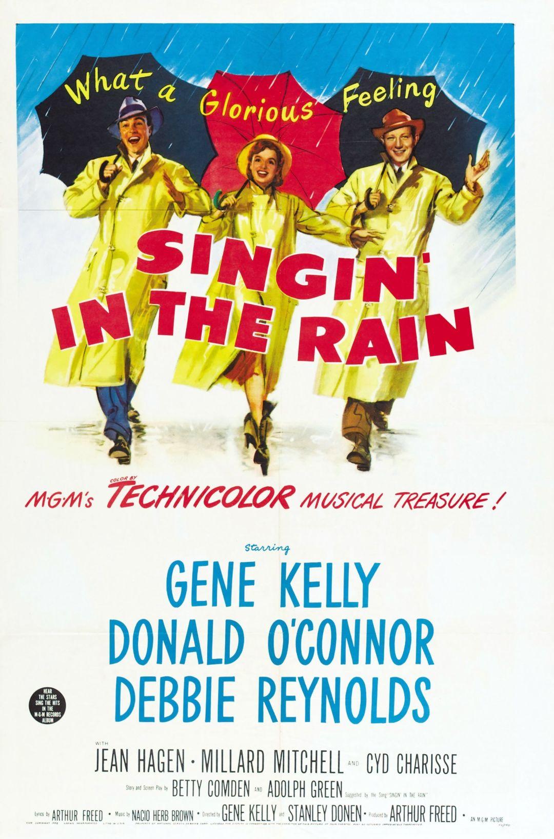 Singin in the rain iz6lry