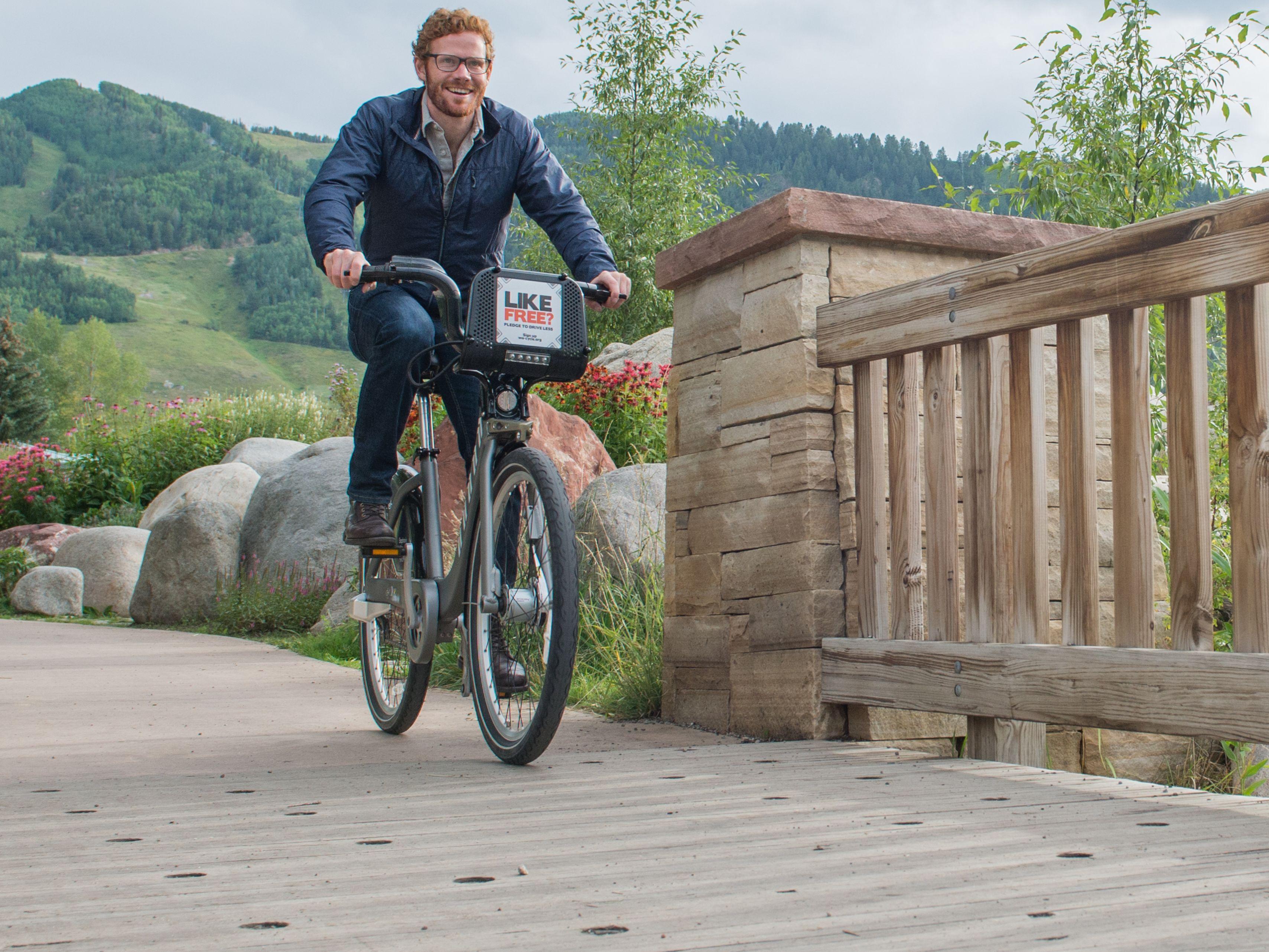 We cycle john denver park 2 xlymrk