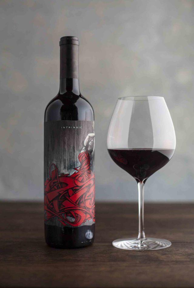 Intrinsic 2014 cabernet sauvignon 11 hr cz9i00