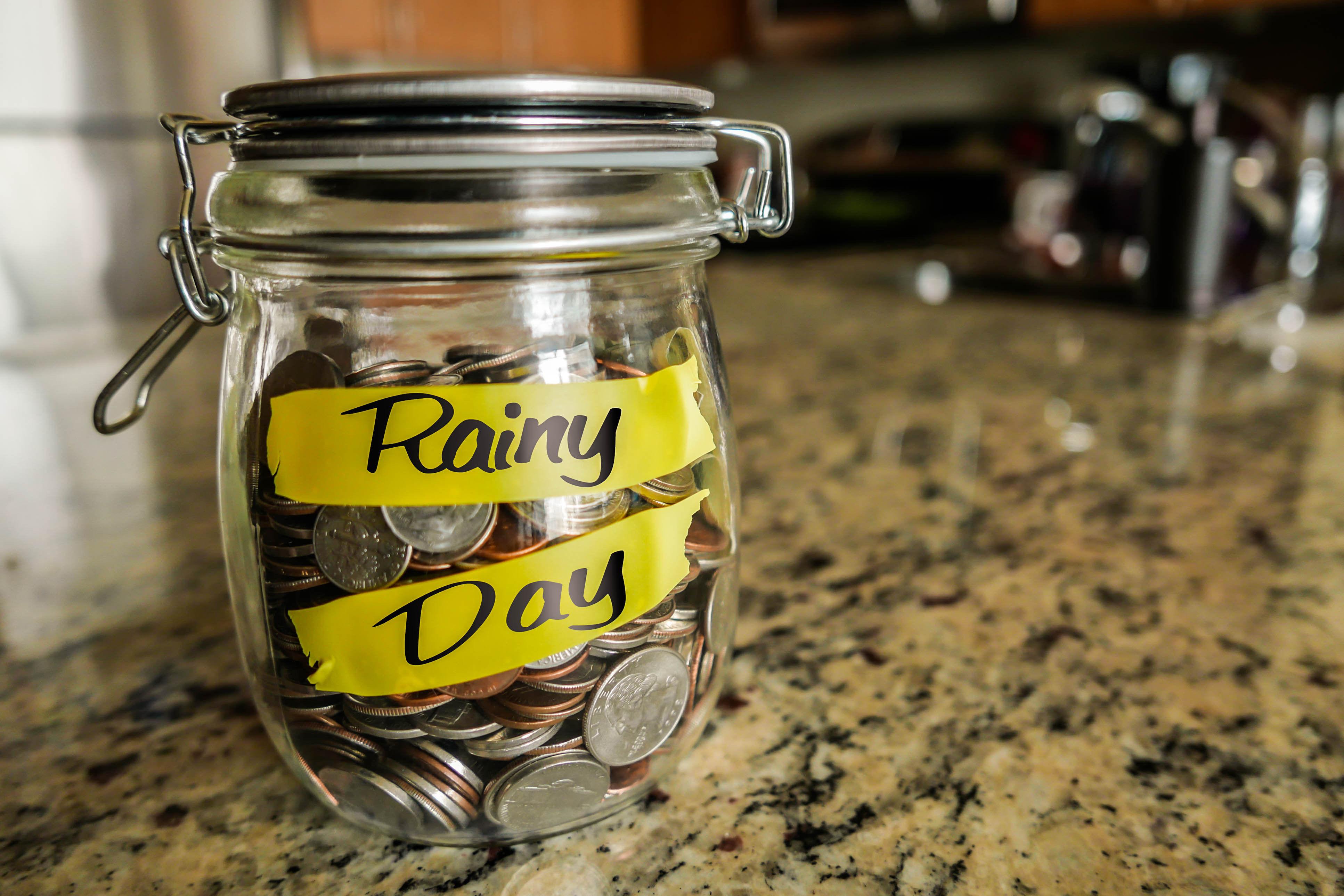 Rainy day fund acgmca