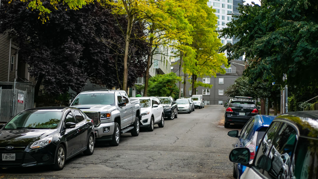 Street Parking Is Free In Seattle For Now Seattle Met