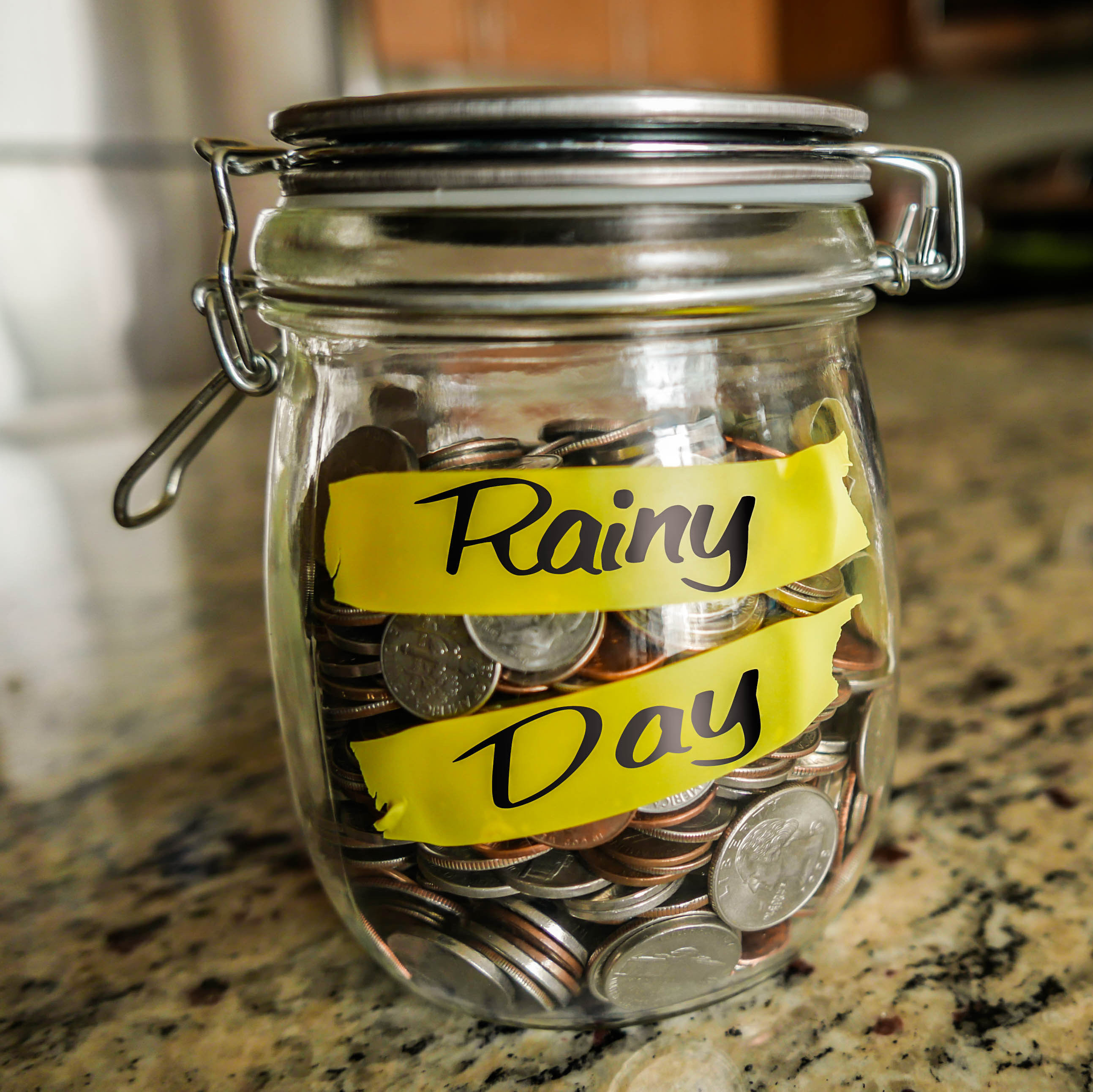 Rainy day fund acgmca