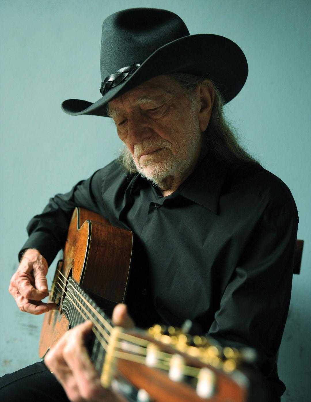 Willie nelson  2 by david mcclister 10.30.2012 shockink kczjgj