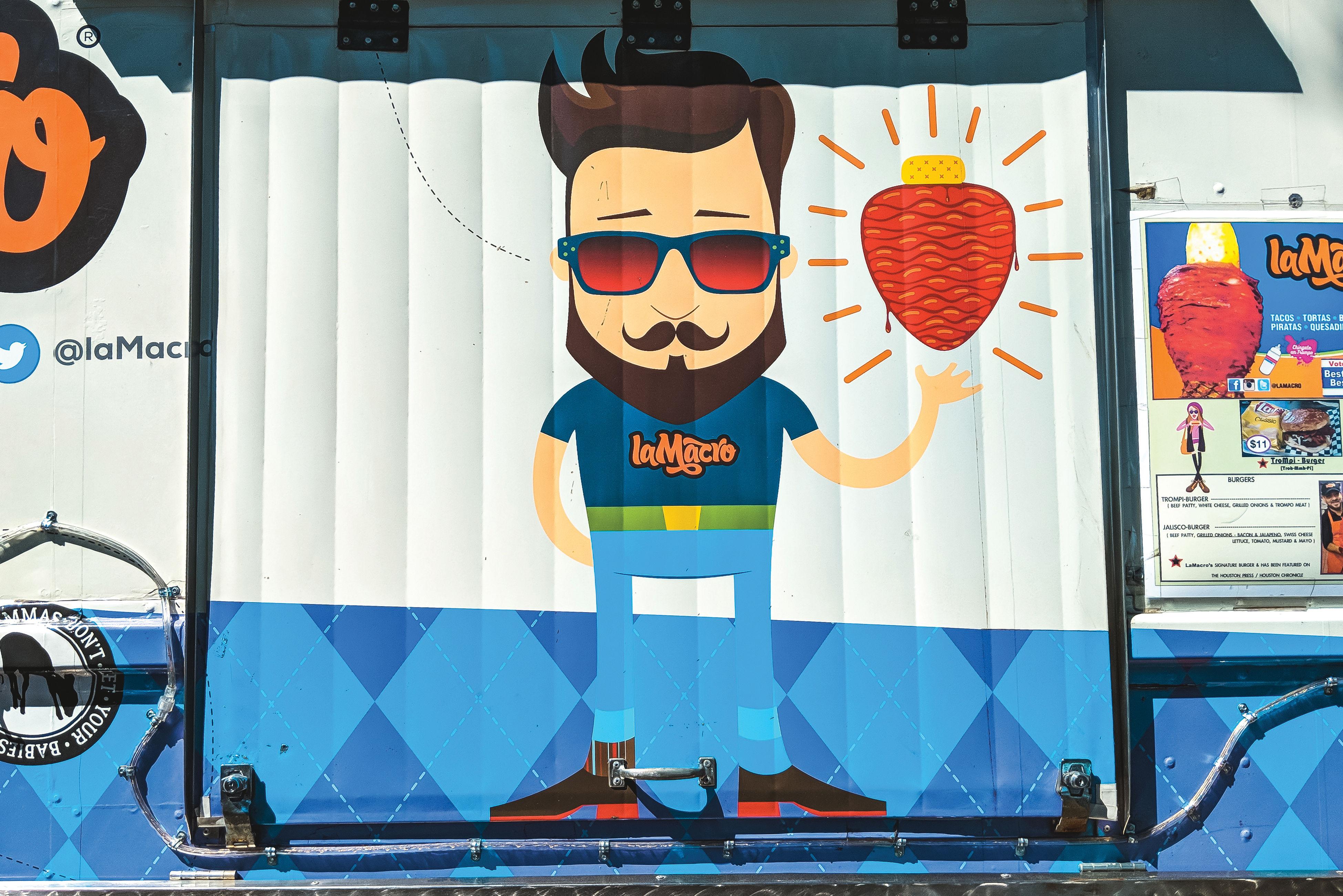 Taco truck art 19 yfadkw