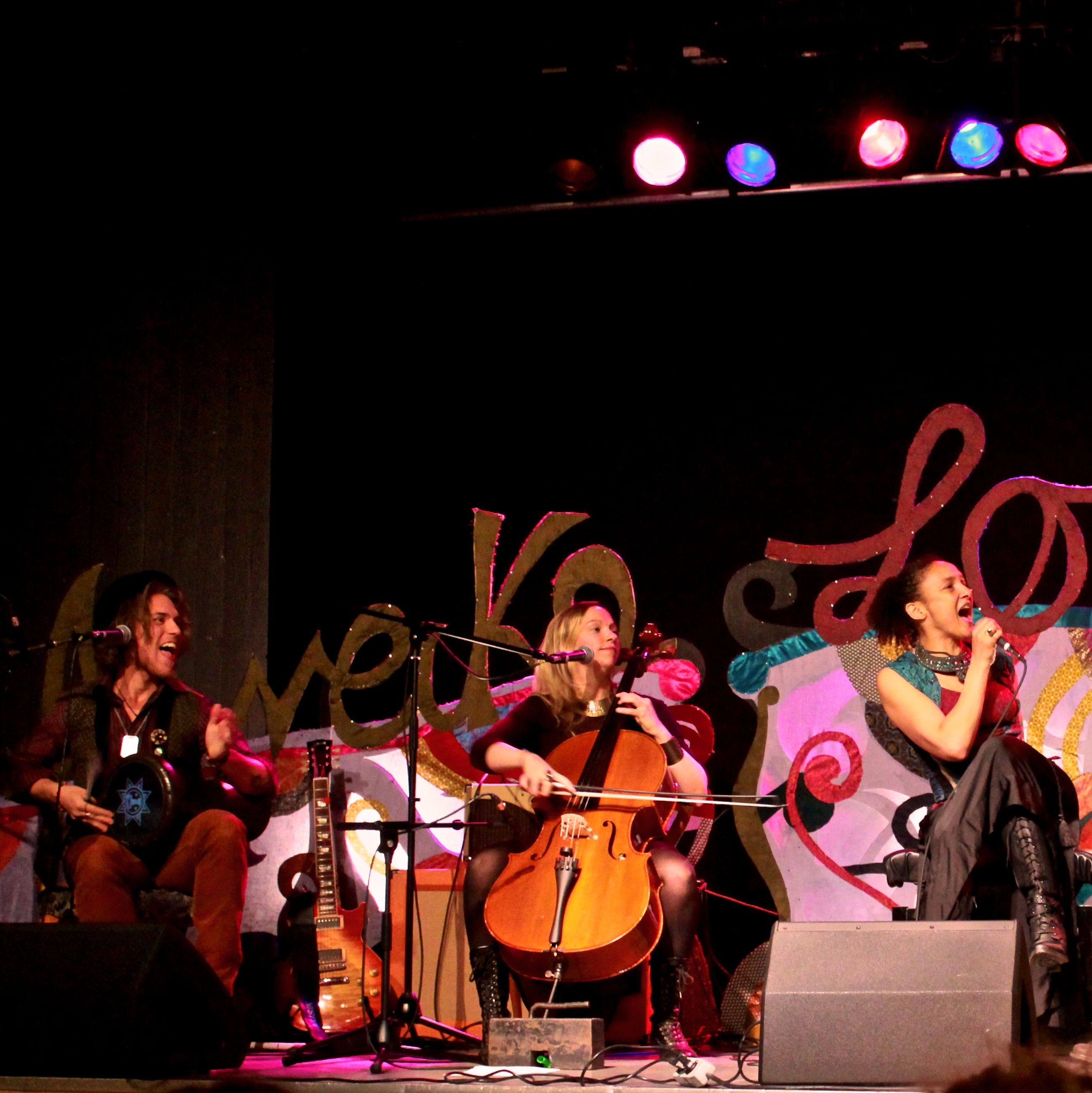 Awake love orchestra vkcgol