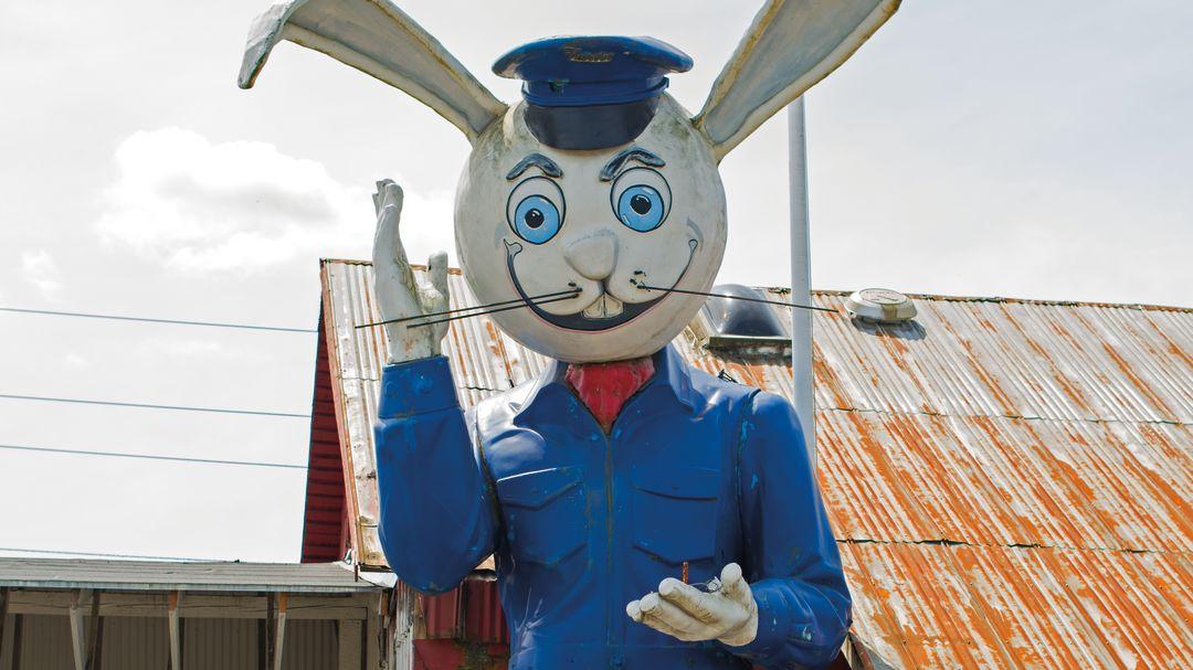 Pomo 0716 harvey the rabbit aloha pyuowg