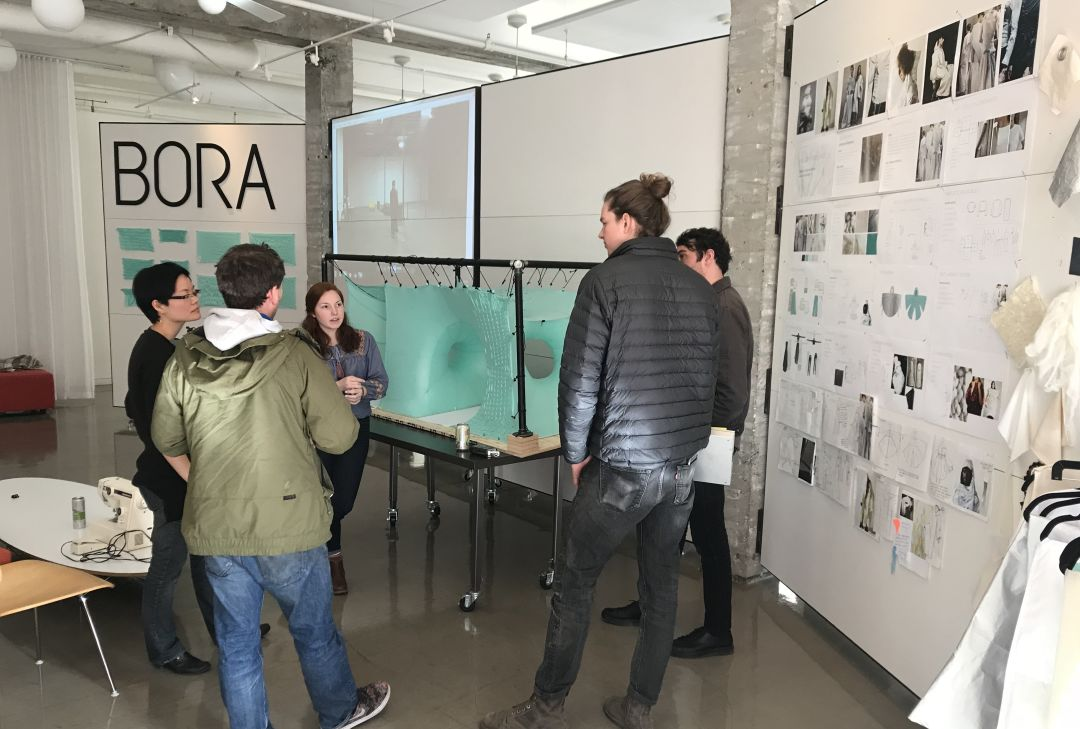 Clothing as shelter design week 2018 bora architects eckof6