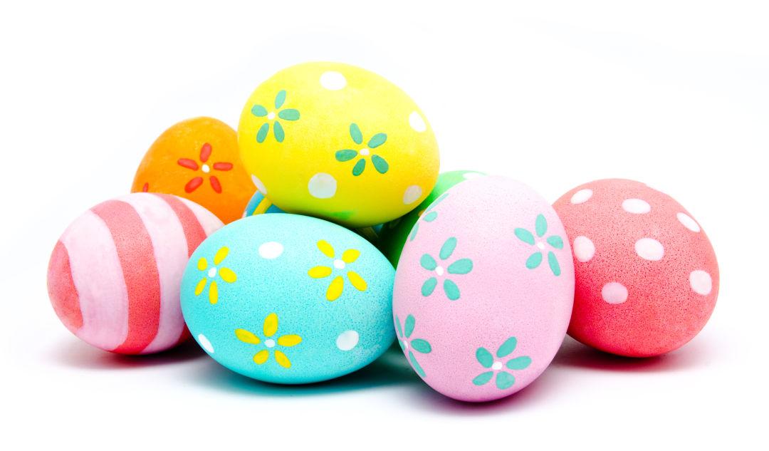 Easter eggs r4bzys