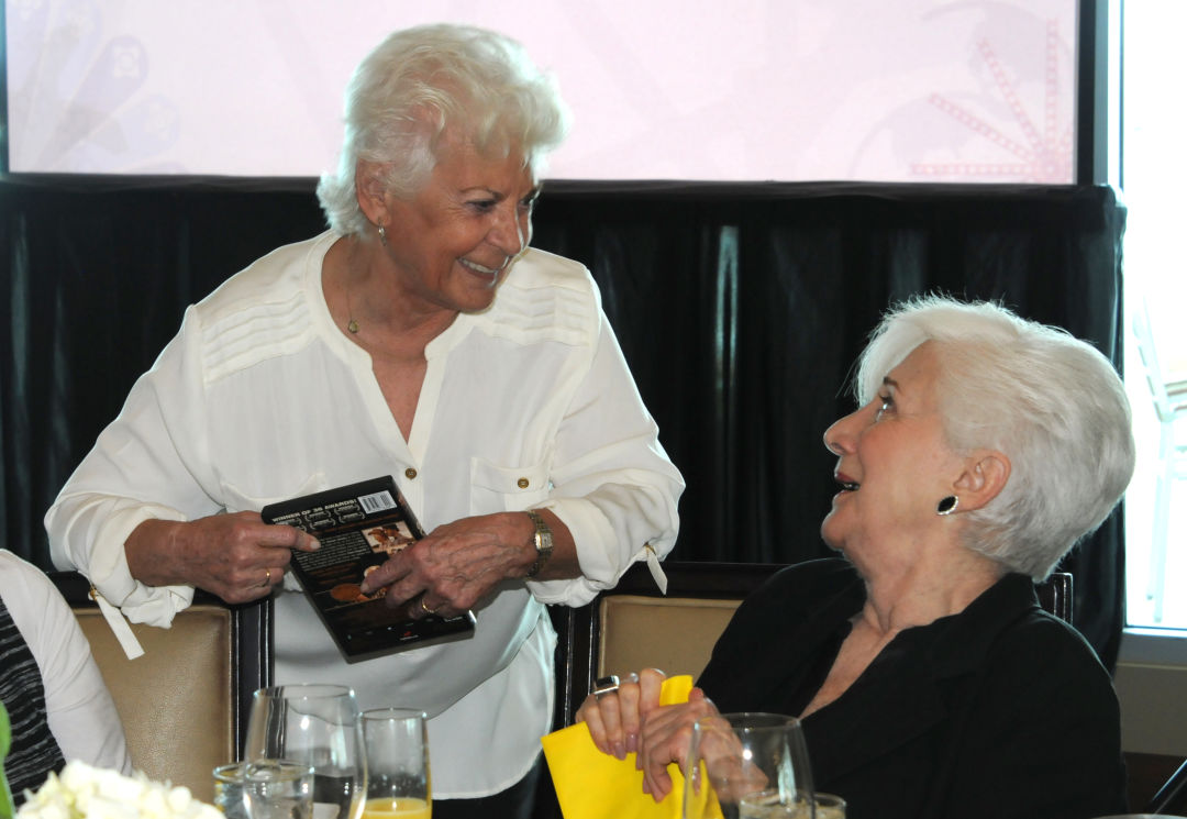 Mary pangalos and olympia dukakas qrexxb