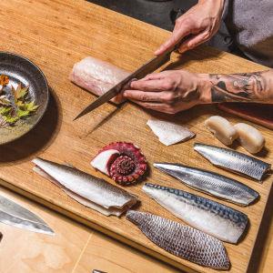 Sushi Portland Monthly