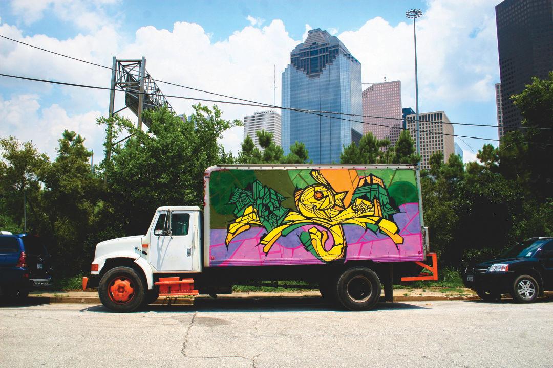 0717 street art daniel truck yp0gmt