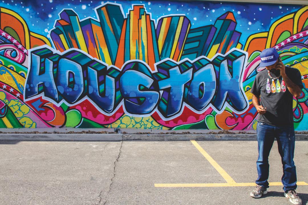 0717 street art gonzo lponhw