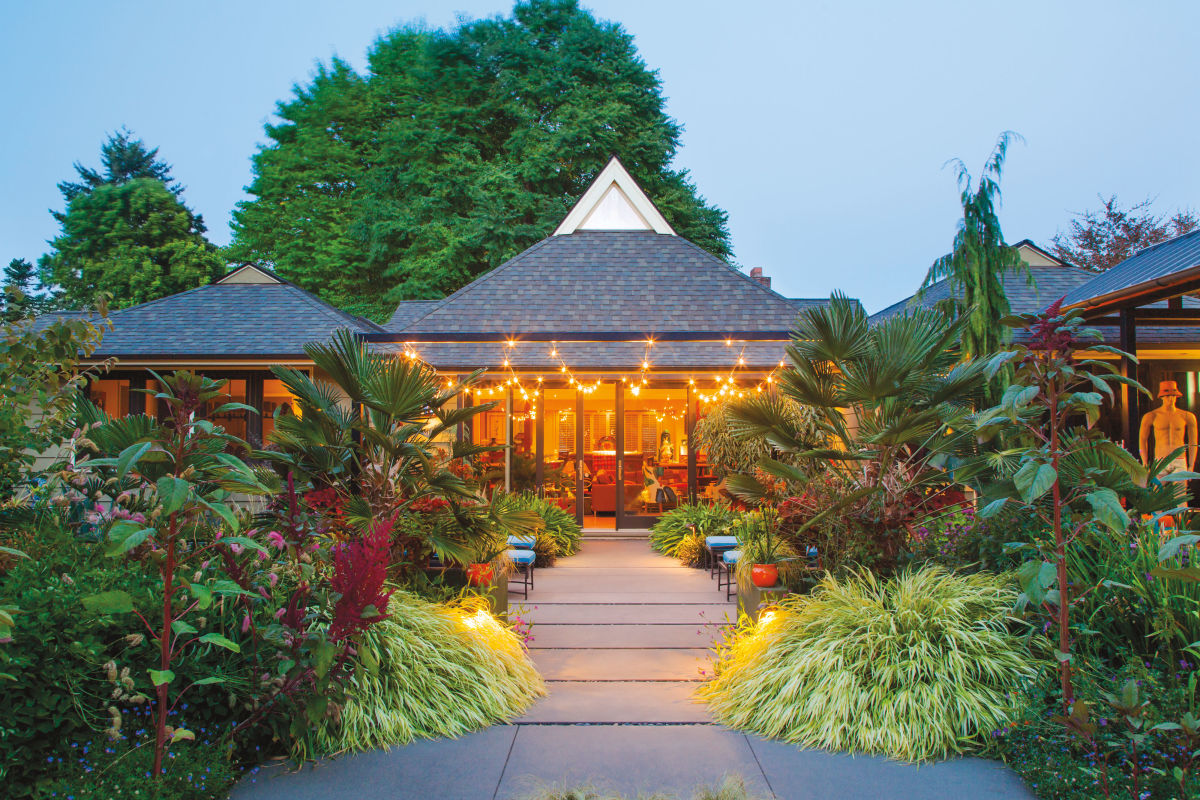 Garden Design Portland Monthly