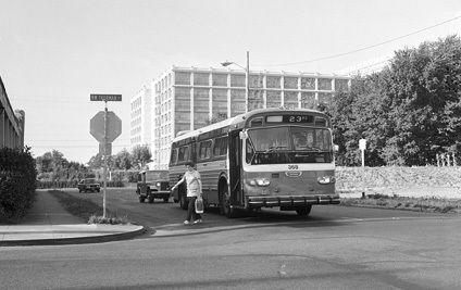 1969 r 15 tri met bus t8nisw