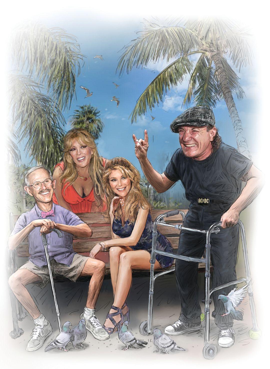 Sarasota mag.  ad gigi ortwein.  old celebrities final 2 yjrzmq