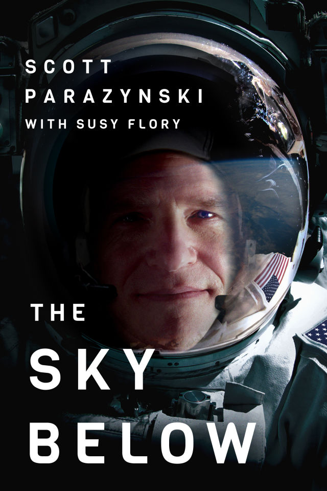 Parazynski the sky below little a hvl9gl