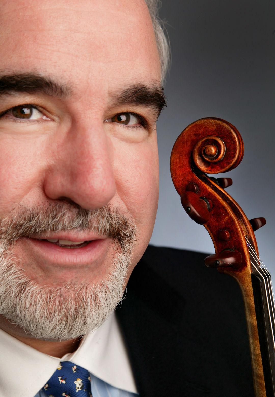 Glenn dicterow soloist enrics