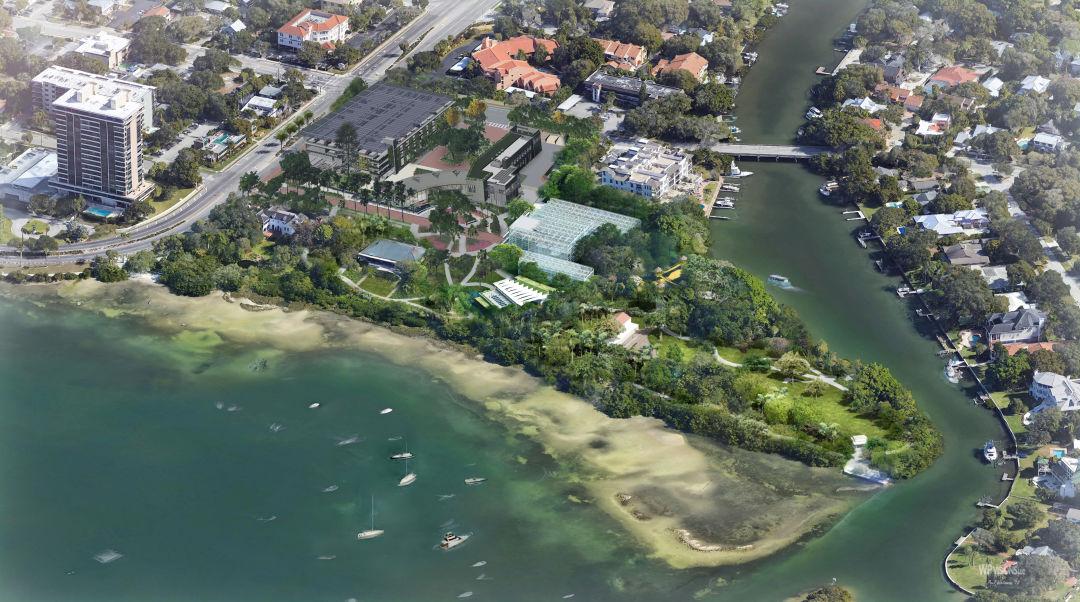 Marie Selby Botanical Gardens' downtown Sarasota campus