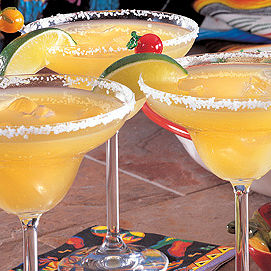 Pineapple lime margaritas vgzqtu