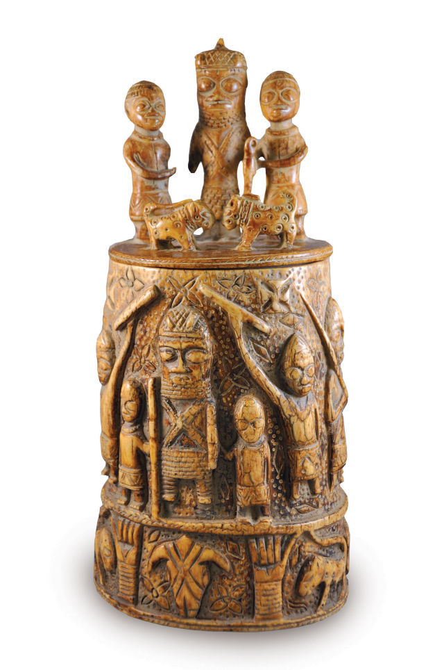 1216 ice house hoarder african art collector ivory lxd4nl