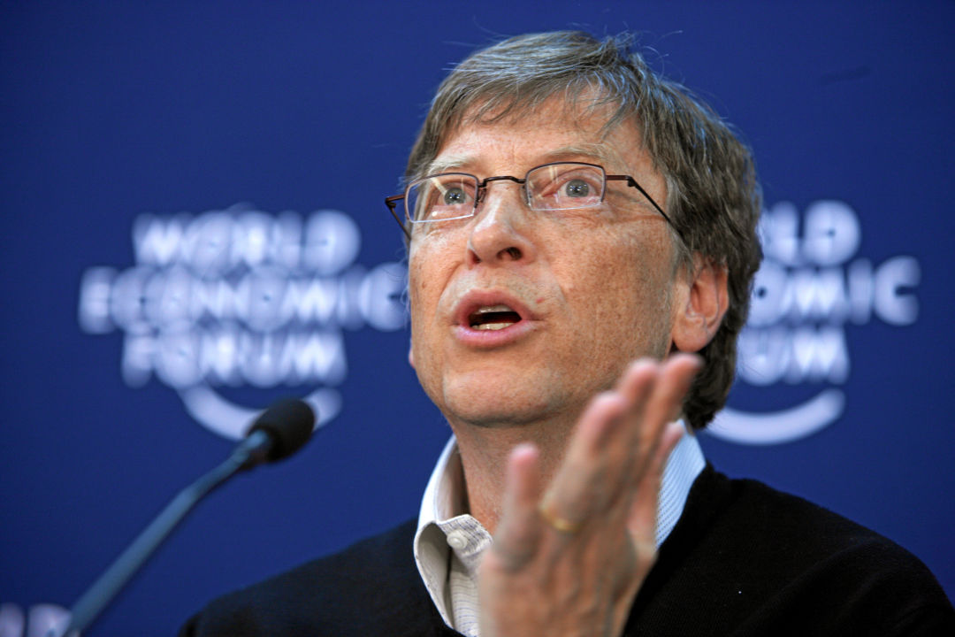 Bill gates ym5dc8