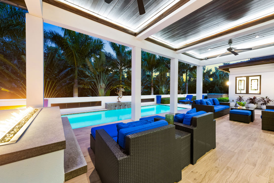 1207 Sharswood Lane, Nautilus Homes, outdoor living space