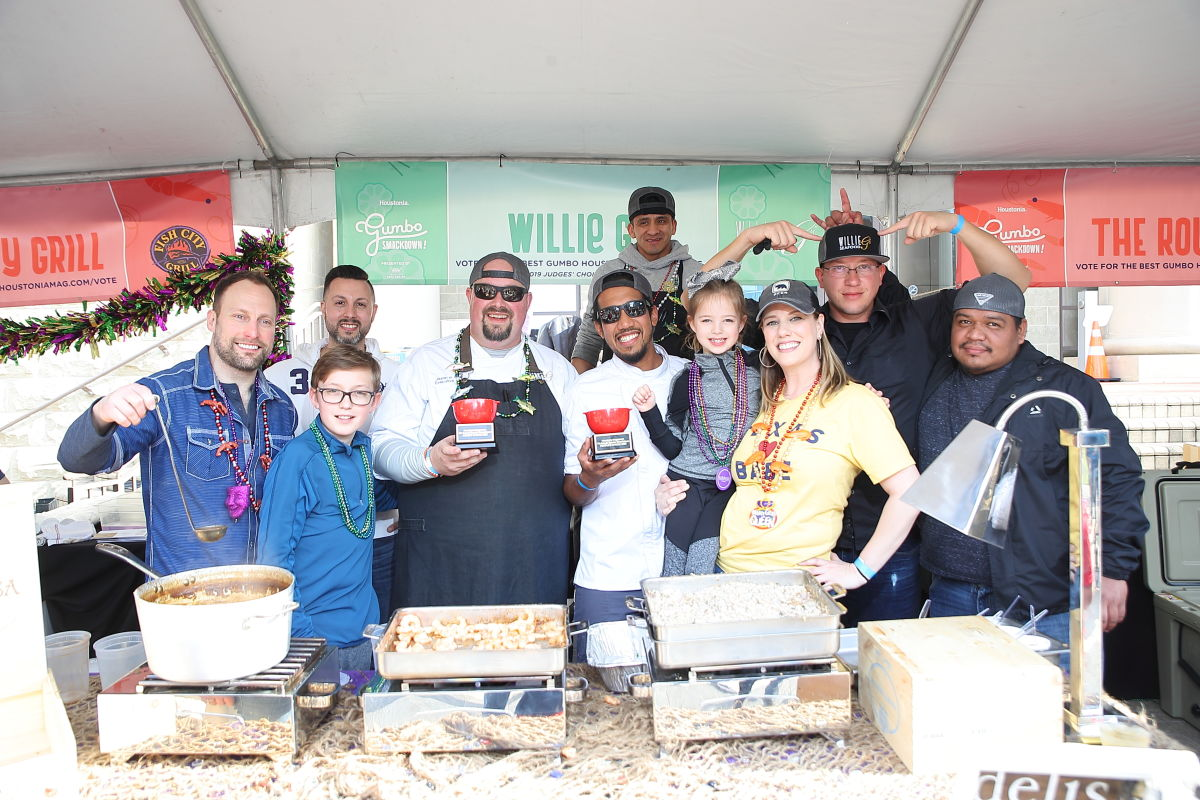 At Gumbo Smackdown, One Reigned Supreme