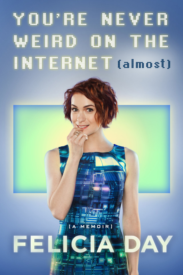 You re never weird on the internet cover rpfbhe