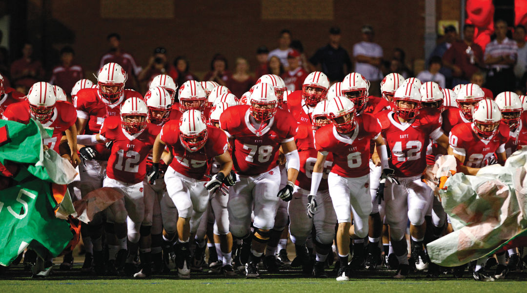 Katy football veadxy