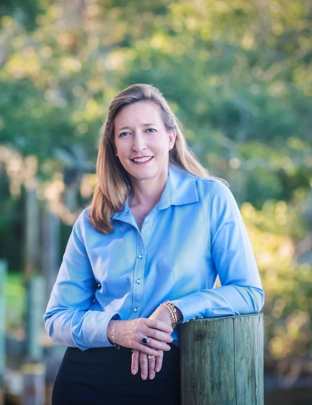 Christine Johnson, president of Conservation Foundation of the Gulf Coast, has been named Visit Sarasota County board chair.