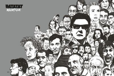 Ratatat magnifique cover art sghm3d