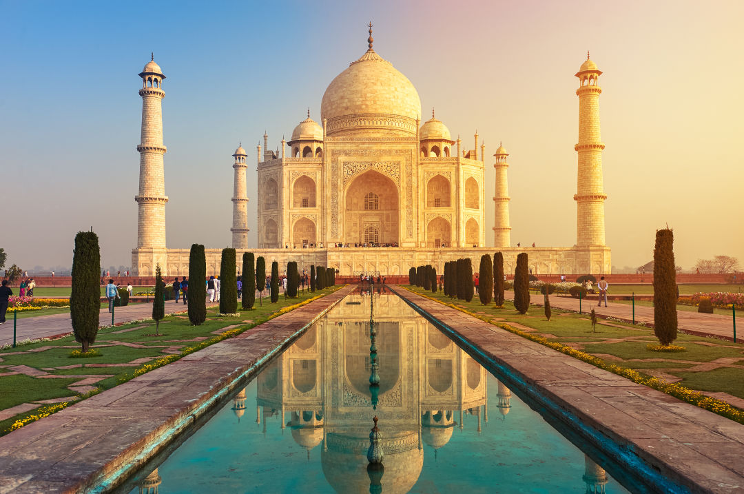 How to Do the Taj Mahal in Two Days