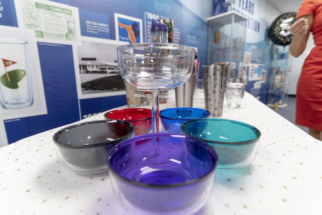 Tervis Tumbler Launches New Designsincluding A Bowl Sarasota Magazine