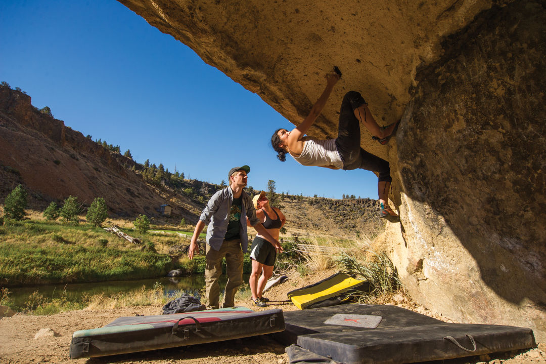 How I Conquered Fear While Bouldering Seattle Met