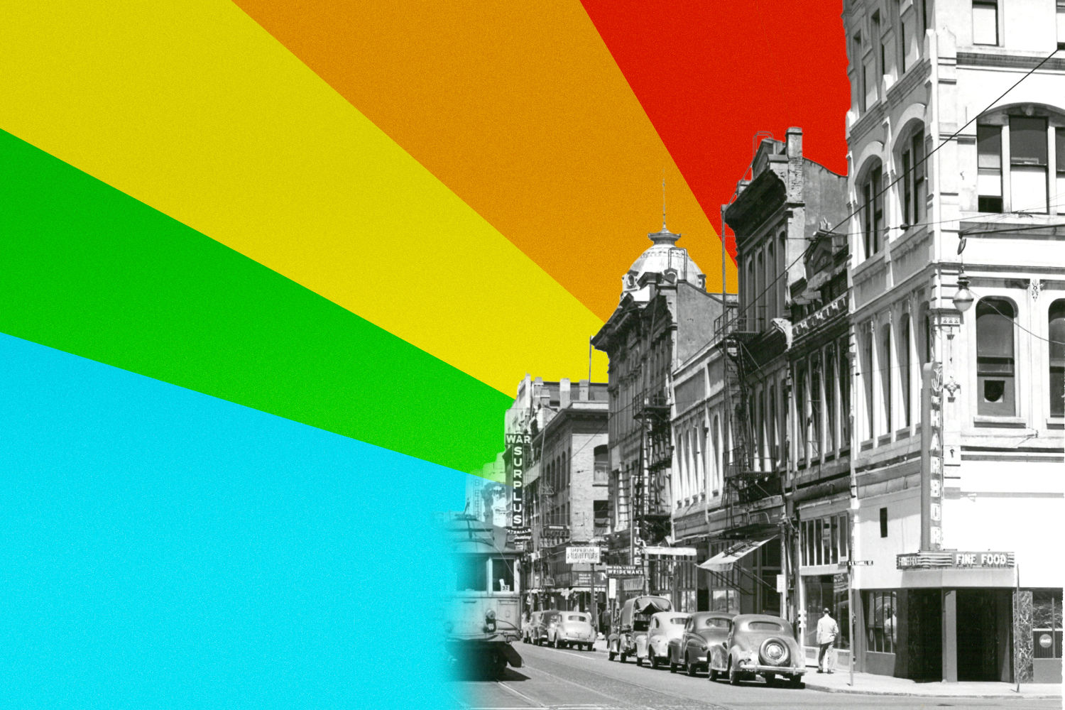 In 1964, Portland Tried to Crack Down on the City's Gay