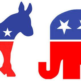 Donkey and elephant oefzpe