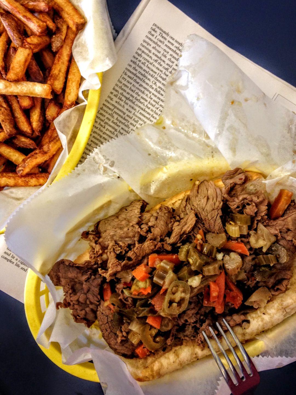 Tony s chicago beef co. tinohi