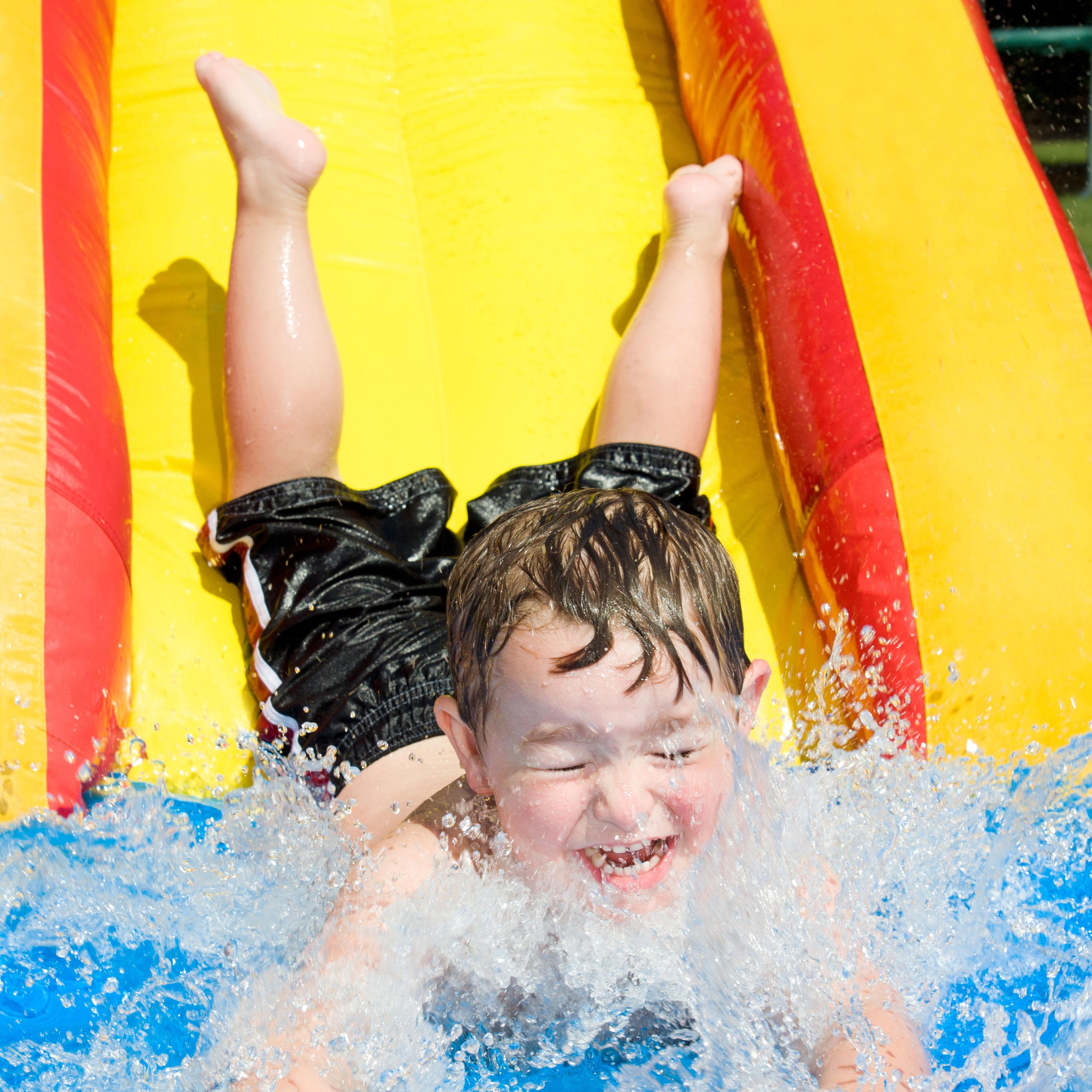 Splash slide at3rra
