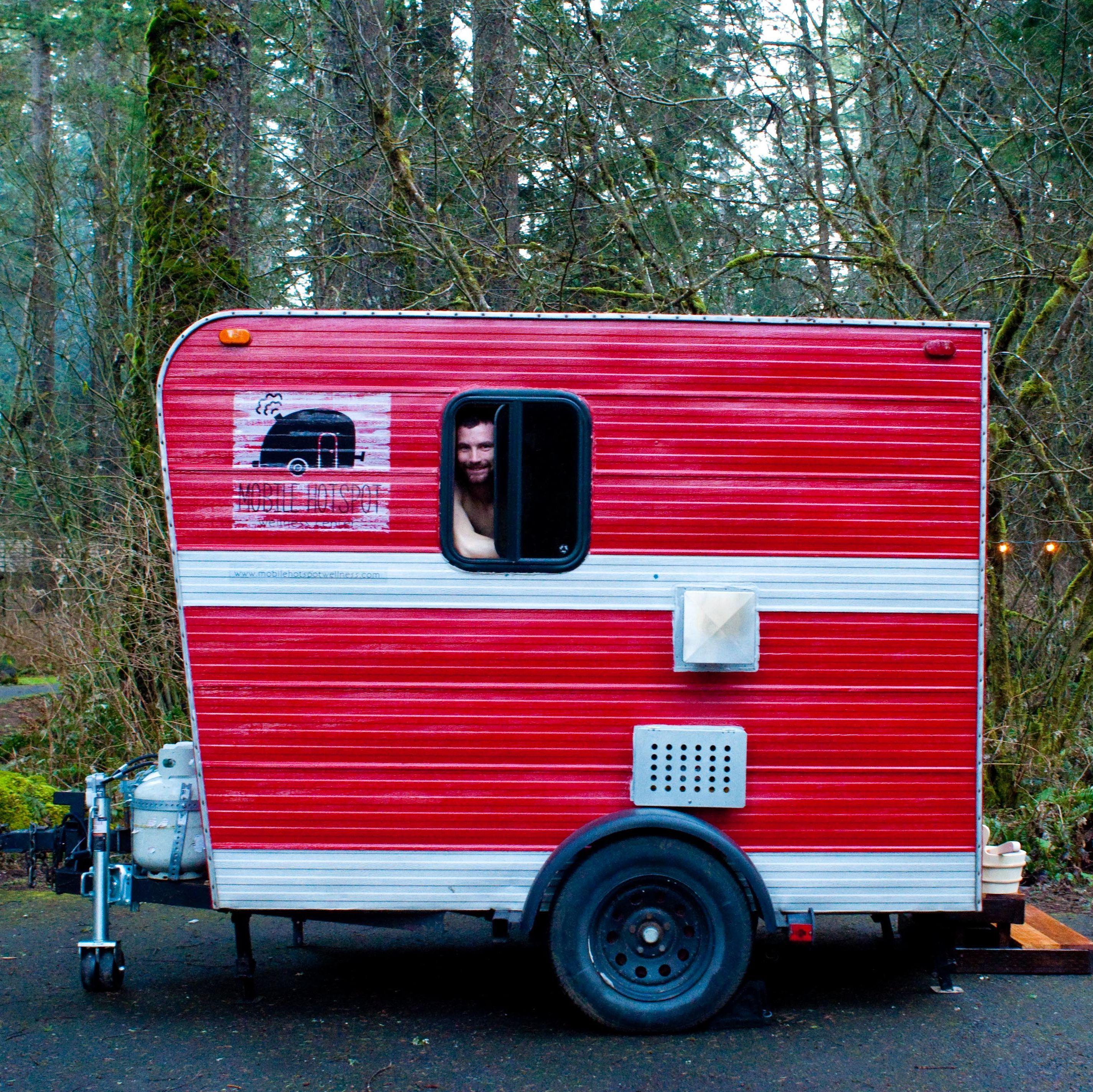 Portland sauna rental 8  g7degc