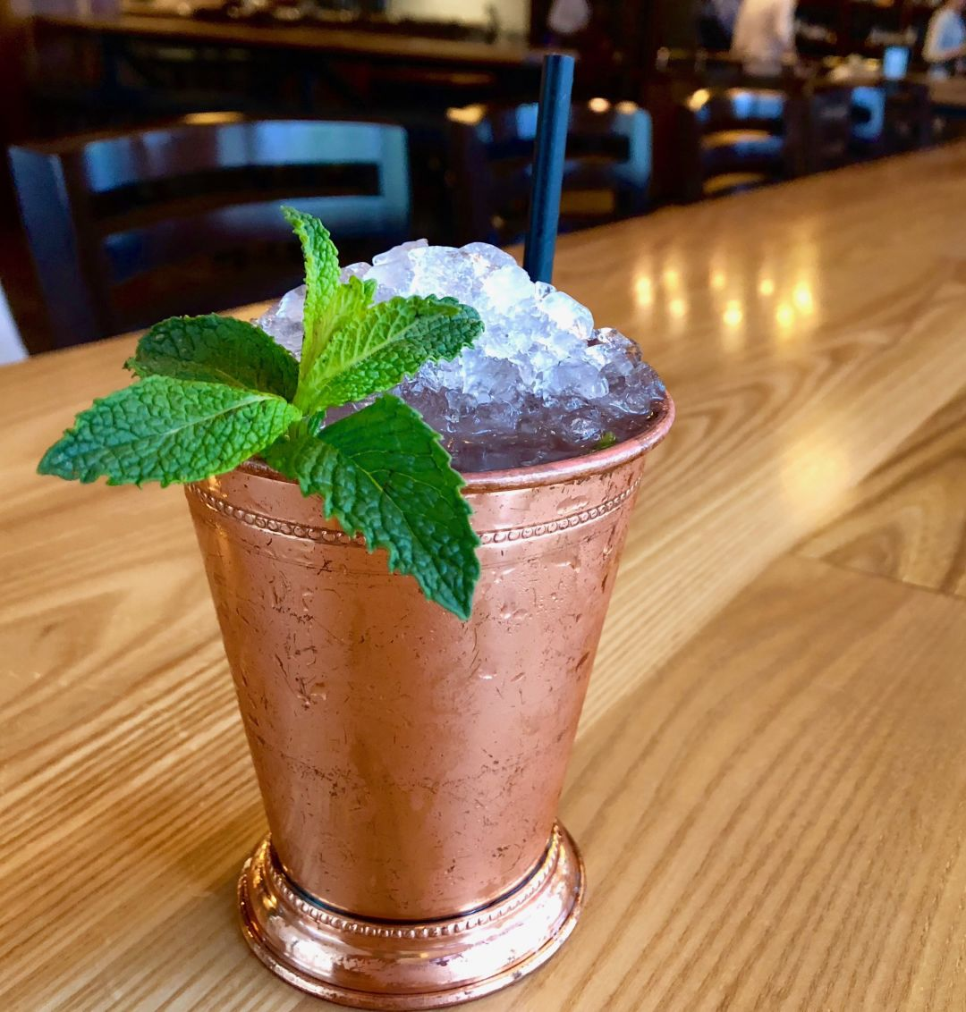 Heartwood provisions mint julep photo by catherine hyland ucxbwb