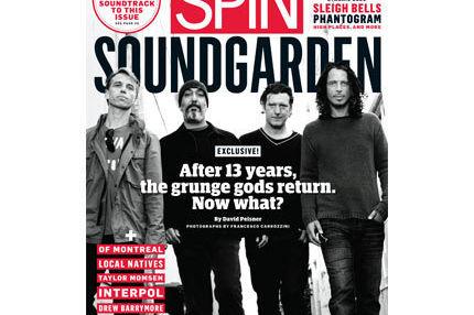 Spin soundgarden cover yb4yvu