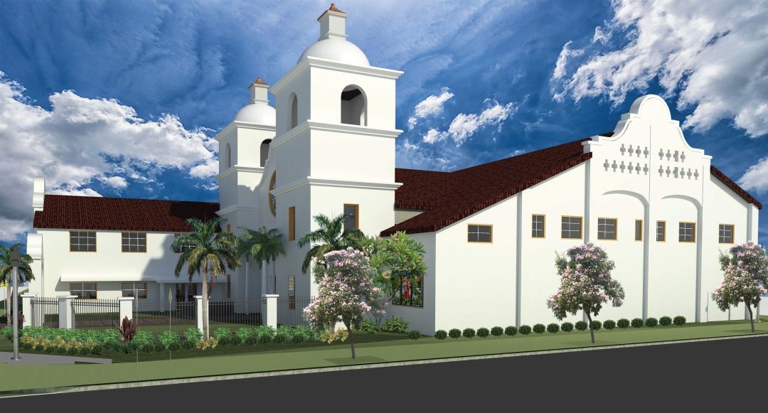 Halfacre Construction Company Renovates First Presbyterian Church Of Bradenton Sarasota Magazine
