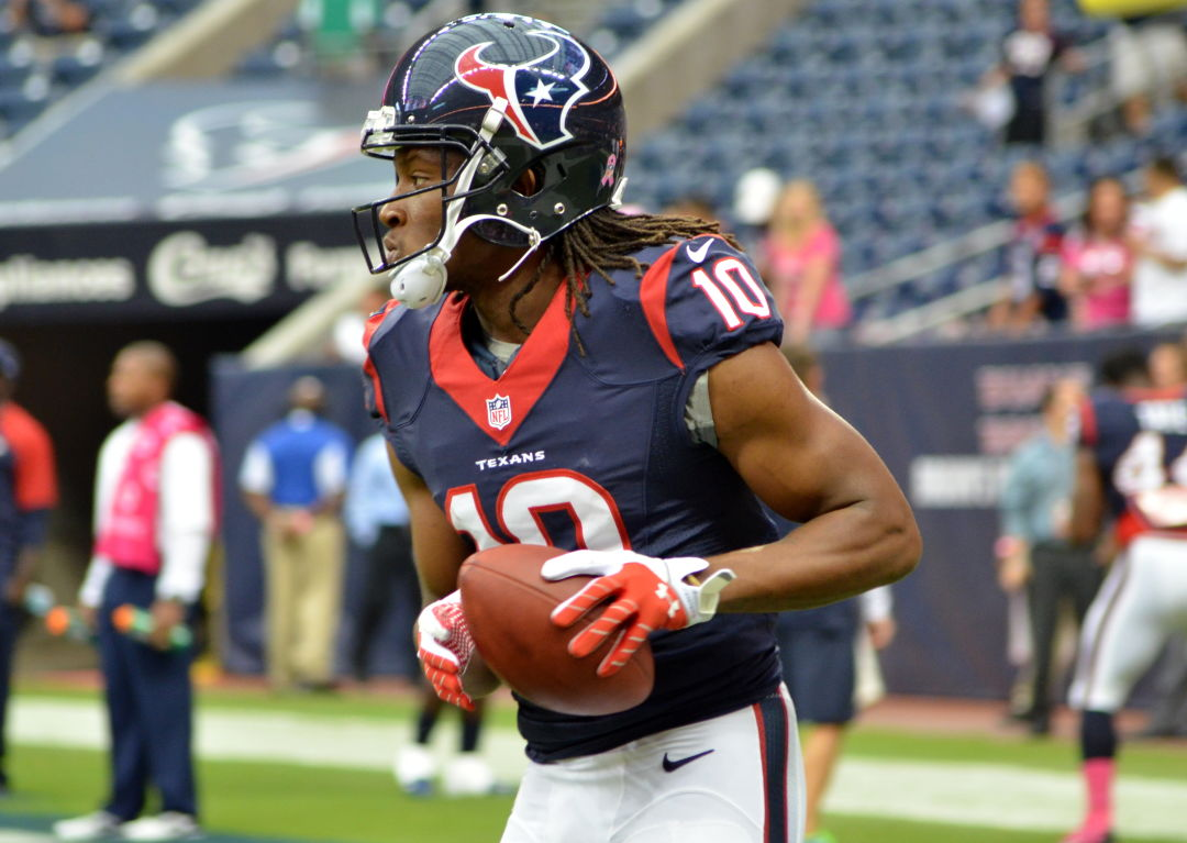 Deandre hopkins houston texans wide receiver cqio1t