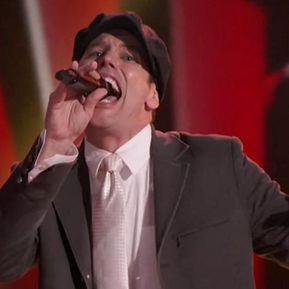 Mycle wastman the voice blind audition sqhogl