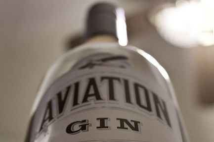 House spirits aviation gin rxnron