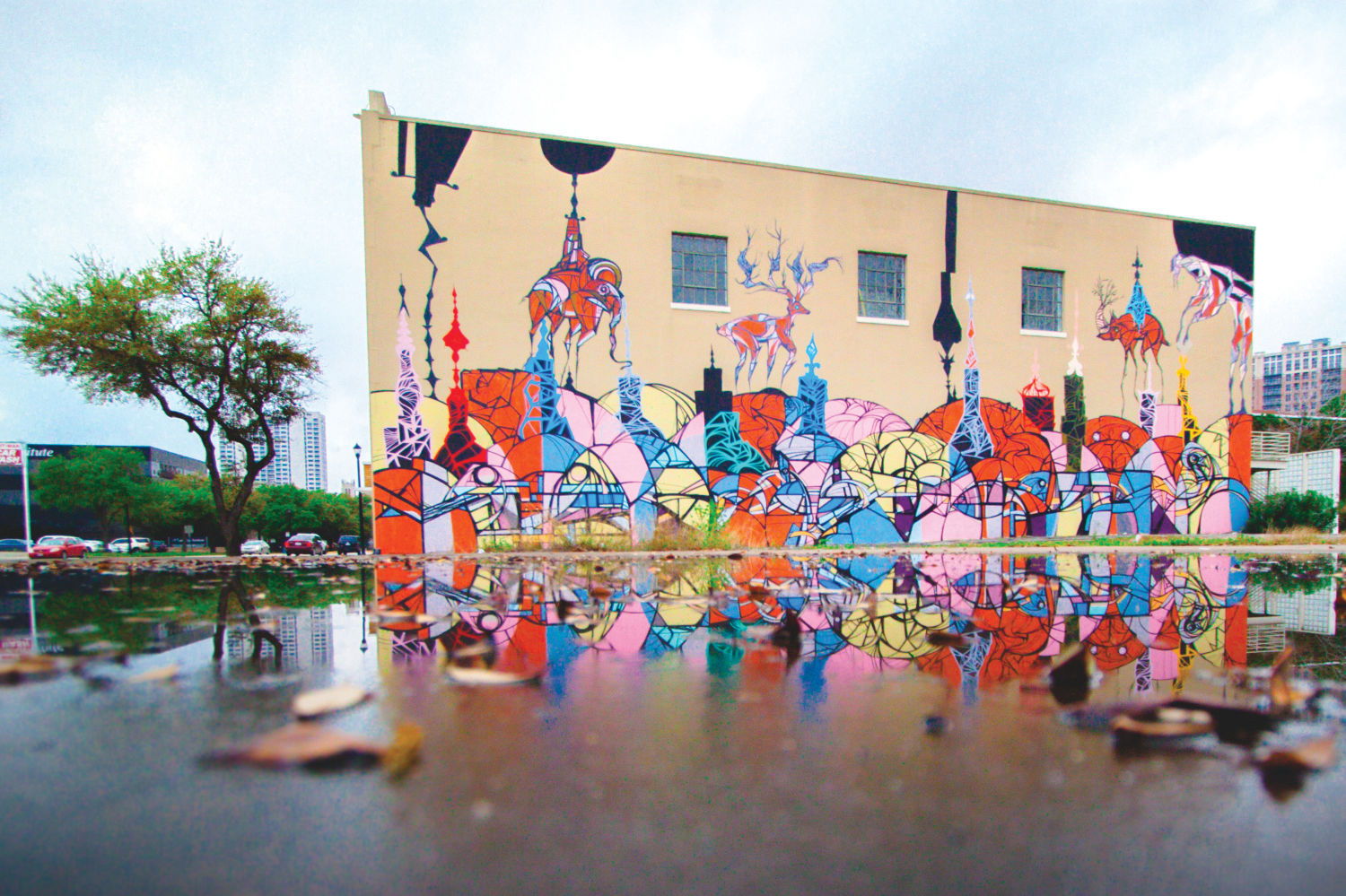 How Street Art Took Over Houston | Houstonia