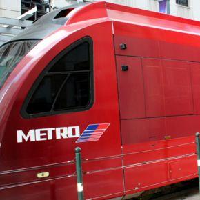 Metro rail rbg1yo